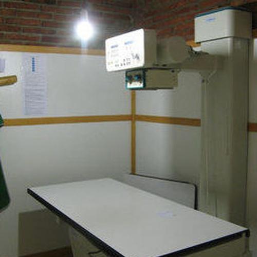 Ecografías, radiografías y endoscopias