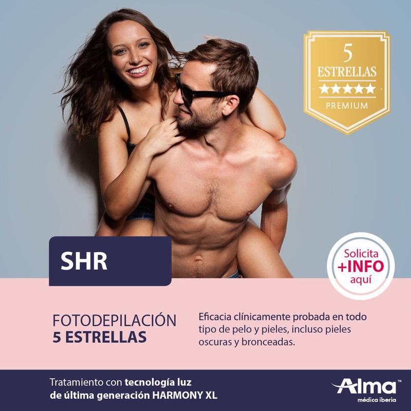 SHR: Fotodepilación Médica: Tratamientos de Fabián Mirón Medicina Estética