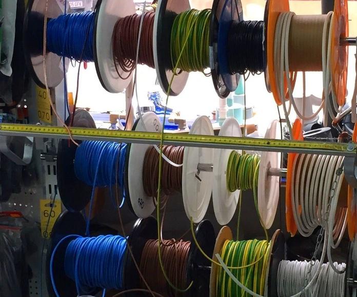 Cable e hilo eléctrico