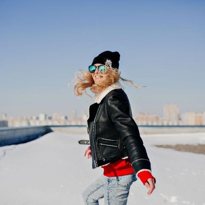 La importancia de las gafas de sol en invierno