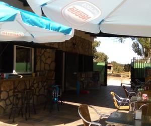 Camping con restaurante en Segovia