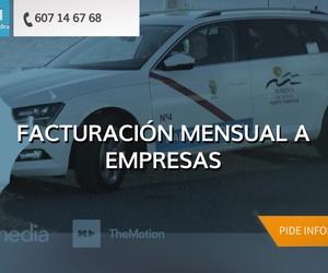 Taxi 24h en Denia | Taxi Barber Sendra
