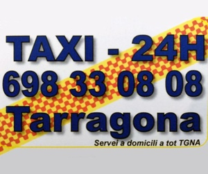 Taxi 24 horas en Tarragona