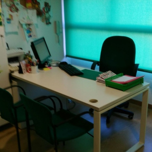 Despacho de la clínica de psicología