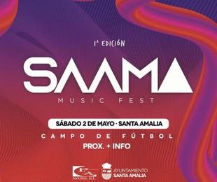 1ª EDICIÓN SAAMA MUSIC FEST