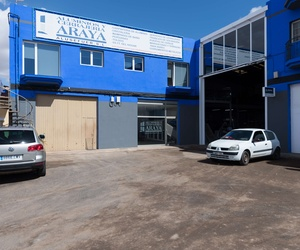 Aluminios y Cerrajería Araya en Fuerteventura