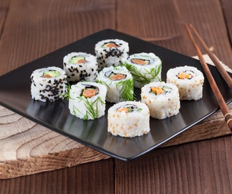 Temaki: Carta de Mr. Sushi