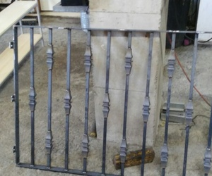 Todos los productos y servicios de Carpintería de hierro: Carpintería Roberto Tavío