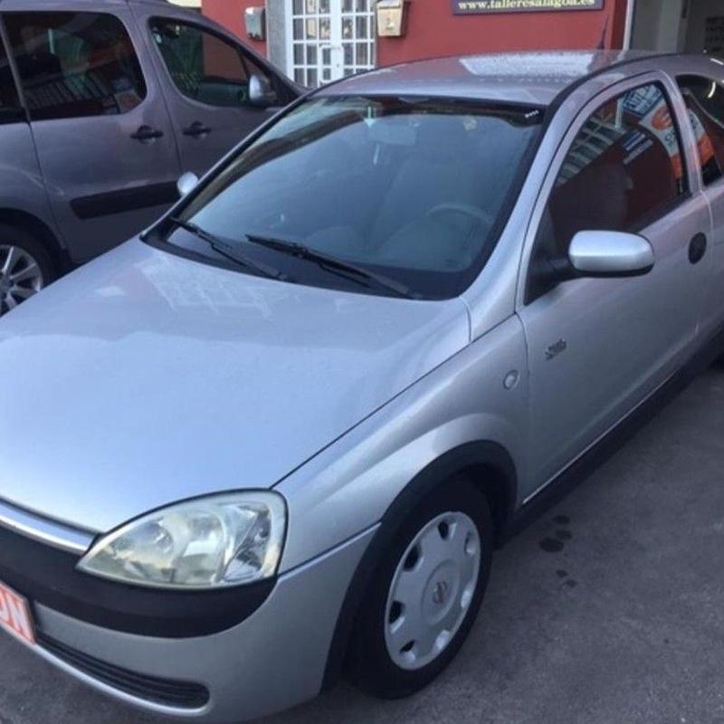 Opel Corsa 1.7 65Cv: Vehículos de ocasión de OCASIÓN A LAGOA