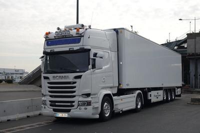 Todos los productos y servicios de Transportes frigoríficos: Transportes T.F.P