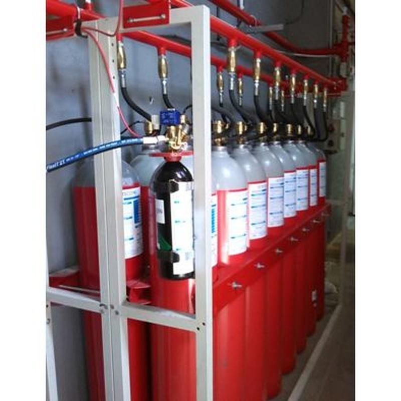Extinción por Gas: Servicios de Allintegra, S.L.