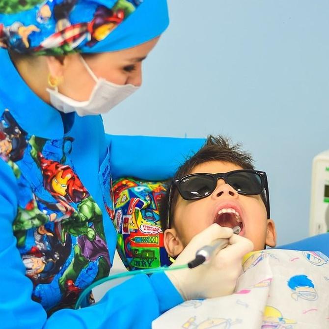 Consigue que tus hijos pierdan el miedo al dentista