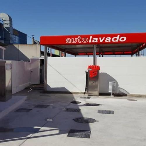 Empresa de venta de túneles de lavado de coches en Murcia