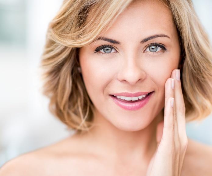 Rejuvenecimiento facial: Servicios y Tratamientos de Vanesa Vendrell Estética