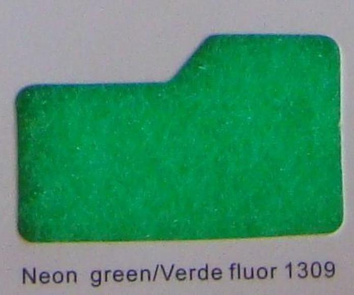 Cinta de cierre Velcro-Veraco 38mm Verde fluor 1309 (Gancho).