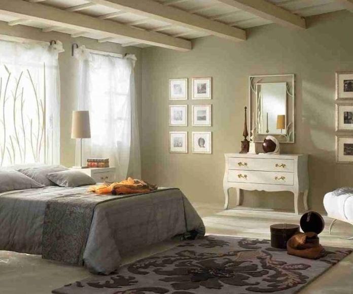DORMITORIOS: Catálogo de Muebles Rivas