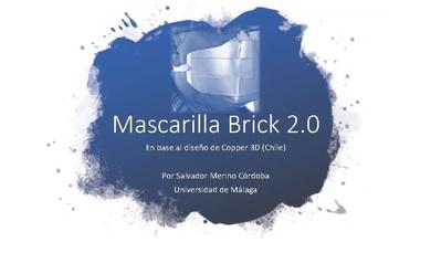 Desarrollo de la Mask Brick 2.0