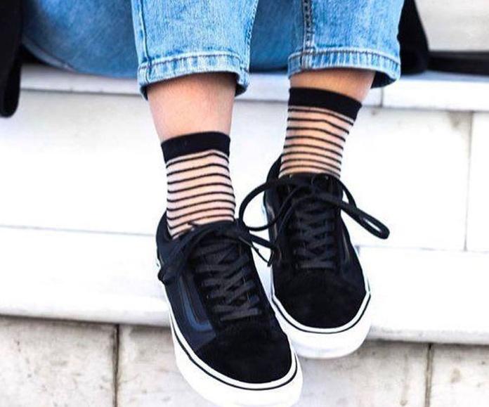 Calcetines fantasía para mujer
