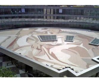 Pavimento flotante: Productos de Bimade, S. A.