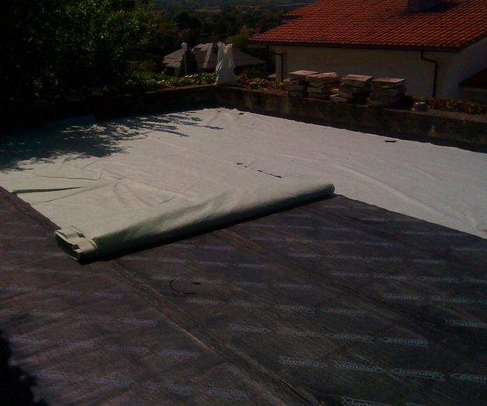 impermeabilizacion terraza tela asfaltica oviedo