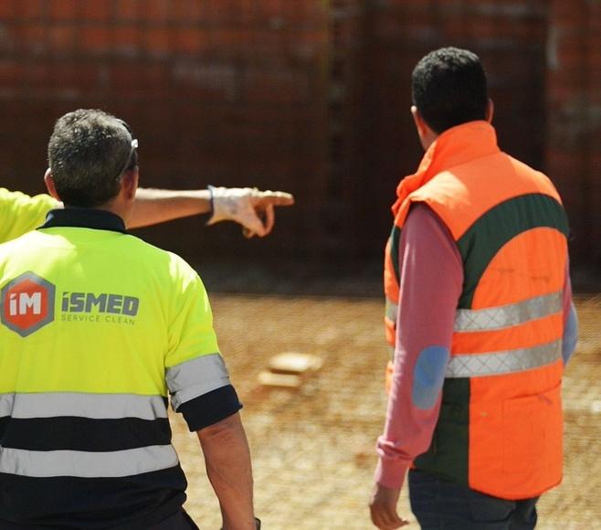 Otros servicios de mantenimiento: Servicios de Ismed Servicios Integrales