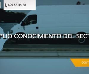 Transporte urgente en Santiago de Compostela | Transportes Corral y Pampín, S.L.