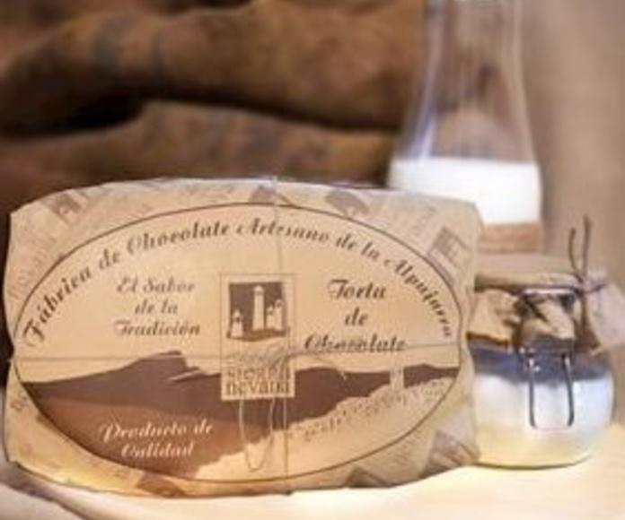 Tabletón de chocolate negro: Nuestros productos de Chocolates Sierra Nevada