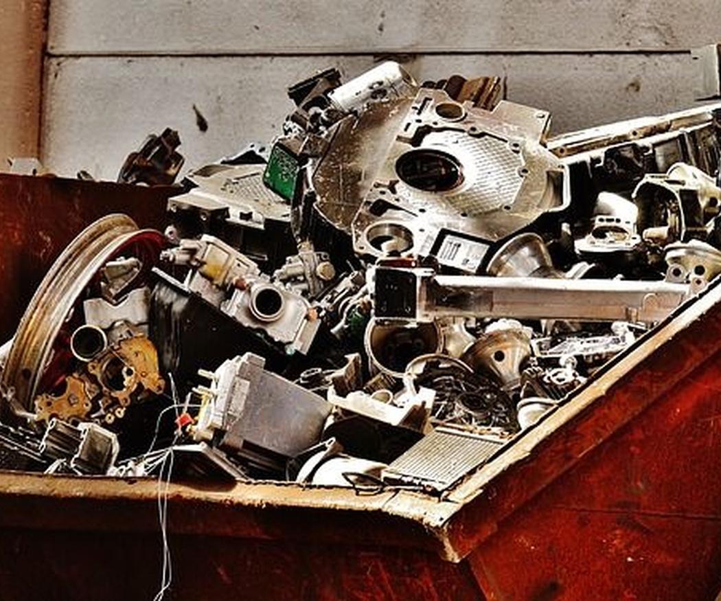 Dónde encontrar cobre para reciclar