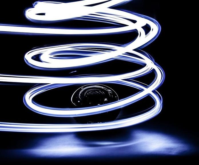 Iluminación Led: Productos de Electro Tesla Alicante