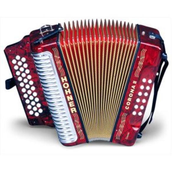 Acordeones y armónicas: Instrumentos musicales de Galería Musical Arévalo