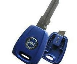 Llaves de coche Fiat