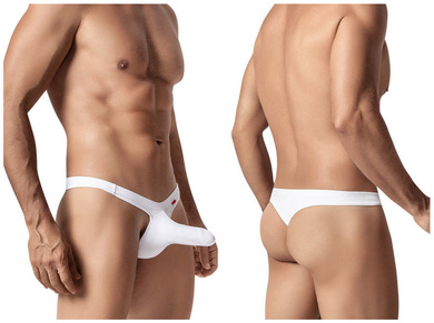 Ref. PIK 8017 Tanga Brasilera Castro Color blanco (28.99€)mistery tienda