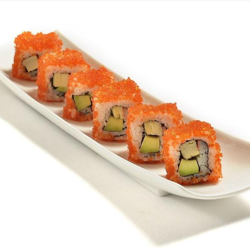 California: Carta y Menús de Restaurante Tsuruma