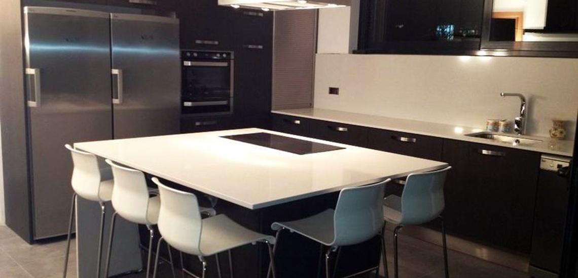 Muebles de cocina en Cambrils de diseño