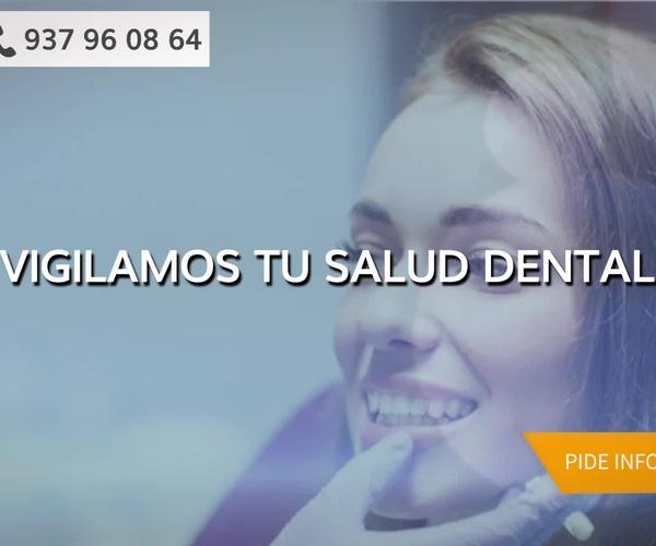 Implantes dentales en Mataró | Clínica Dental Mataró