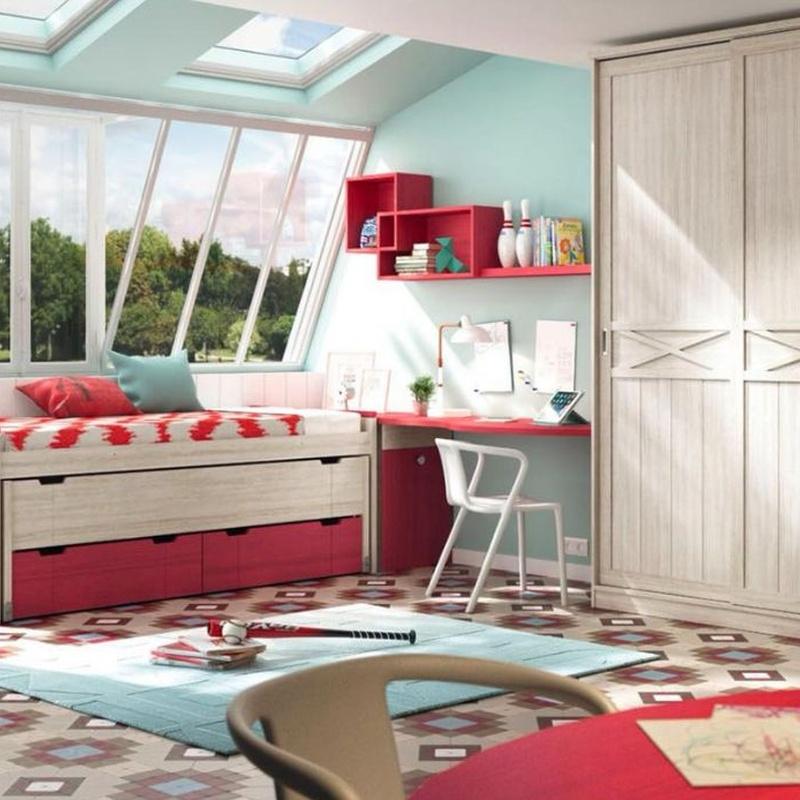 Armarios empotrados: Productos de Muebles Pico