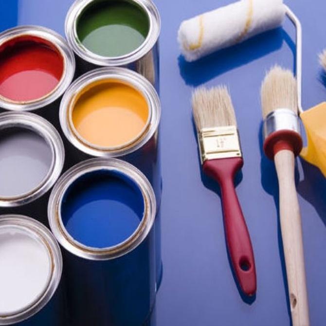 La importancia de la imprimación para pintar algunas superficies