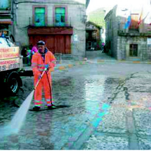 Limpieza de fosas sépticas en Ávila