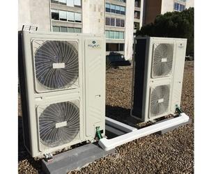 Aire acondicionado para particulares o empresas