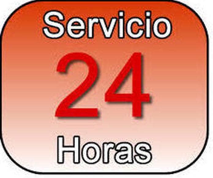 Servicio 24 h: Catálogo de Petrolis Figueres