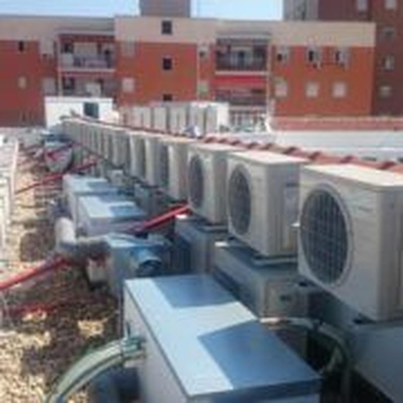 Frío y calor: Servicios de TodoArreglo.com