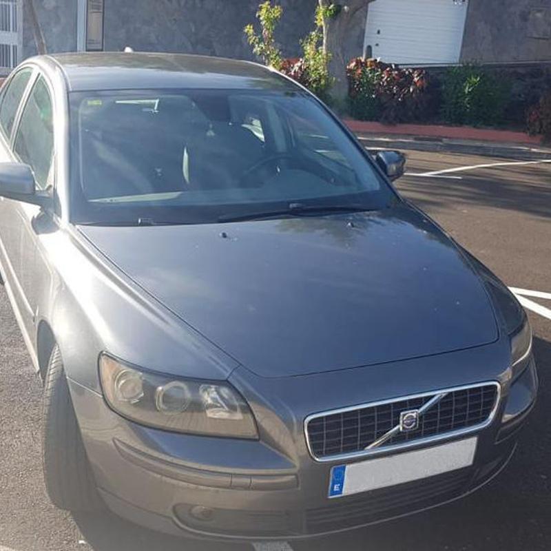 VOLVO S40 2.0 136CV: Vehículos de ocasión de Car Plus Canarias