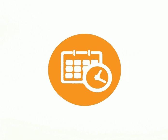 HORARIO: Servicios de TNC BOX®