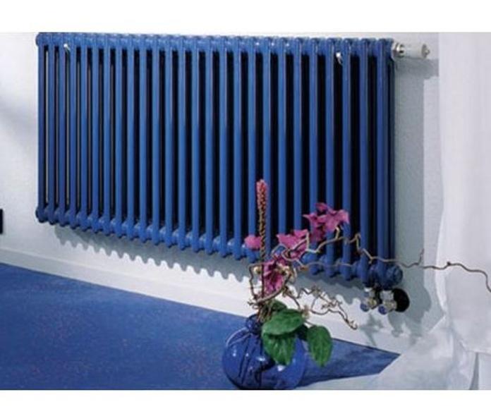 Radiadores : Trabajos   de Vaypa Sistemas de  Climatización