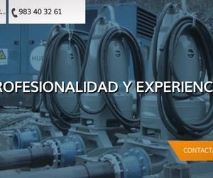 Maquinaria para la construcción en San Andrés del Rabanedo | Félix Grúas y Maquinaria