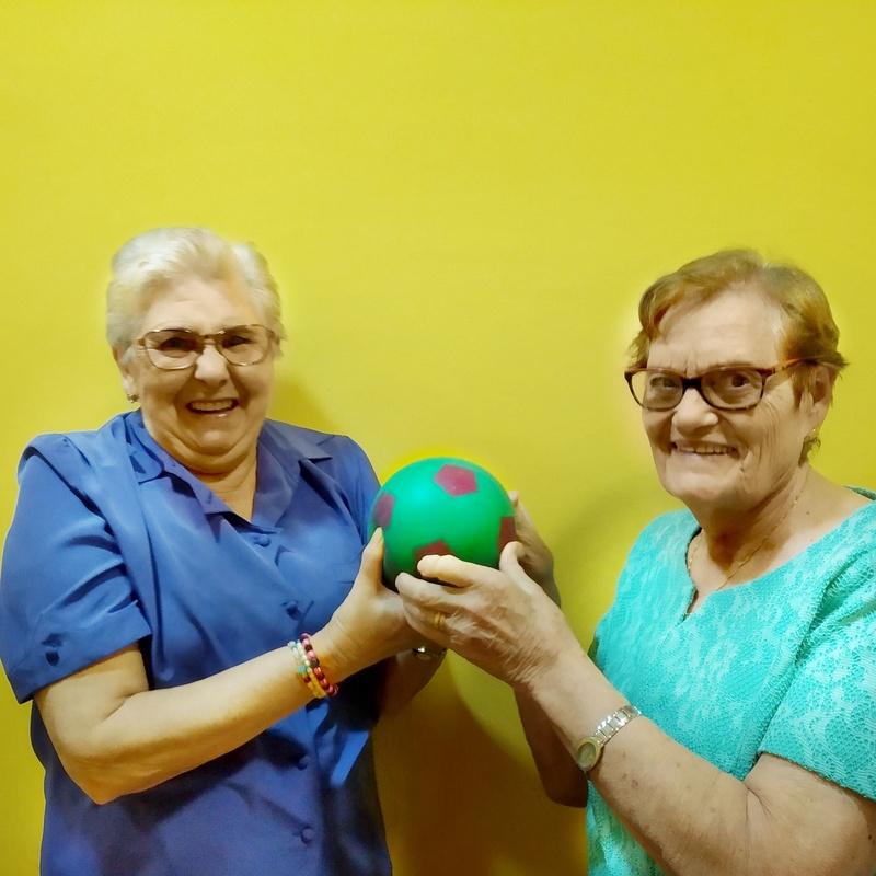 Fisioterapia y Terapia Ocupacional: Servicios de Centre de Dia Vincles