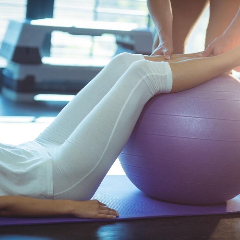 Fisioterapia: Servicios de Clínica Hirima