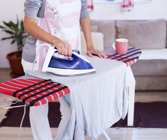 Servicio doméstico: Servicios de Todo Familia Servicios Sociales