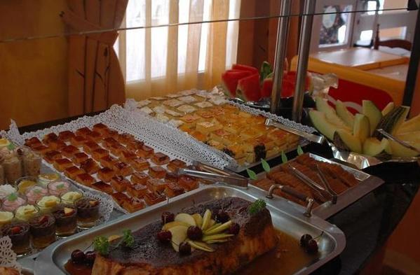Buffet libre en Torredembarra