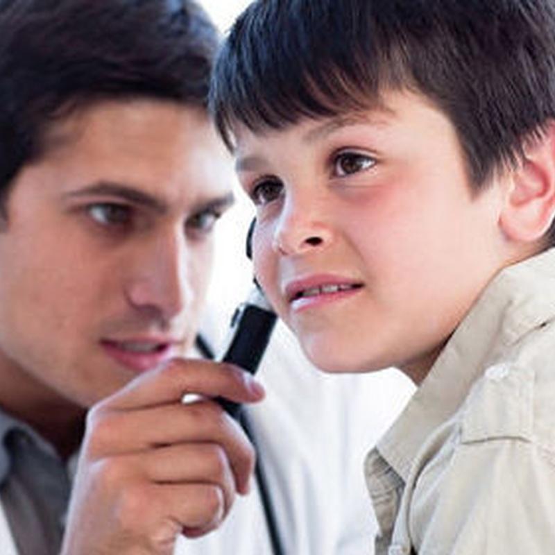 Otorrino: Servicios médicos de Centro Médico Trébol